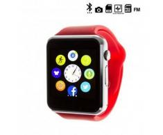 Tekkiwear by dam. Reloj digital con bluetooth G08 rojo