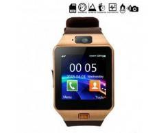 Tekkiwear by dam. Reloj digital con bluetooth y tarjeta SIM Type 3 mar