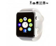 Tekkiwear by dam. Reloj digital con bluetooth G08 blanco