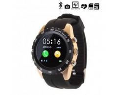 Tekkiwear by dam. Reloj digital con cámara y monitor cardíaco KW08 neg