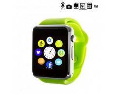 Tekkiwear by dam. Reloj digital con bluetooth G08 verde