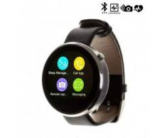 Tekkiwear by dam. Reloj digital con bluetooth DM360 plateado