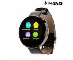 Tekkiwear by dam. Reloj digital con bluetooth DM360 negro