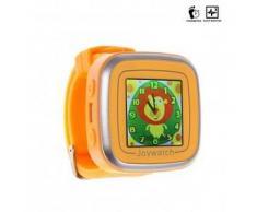 Tekkiwear by dam. Reloj digital con bluetooth Kid Smart English naranj
