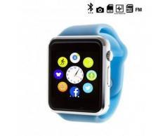Tekkiwear by dam. Reloj digital con bluetooth G08 azul