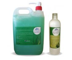 Gel Ultrasonido 5 litros Kinefis Ultrasón (Garrafa con Dosificador) + 1 Bote de Ultrasón 500cc de REGALO