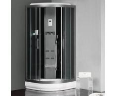 ECO-DE Cabina de ducha ECO-DE® Electra 95x95x226 cm