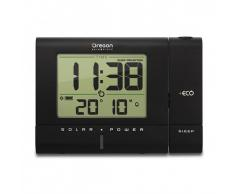 Oregon Scientific Reloj con panel solar