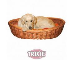 Trixie Cuna para perro de mimbre - 100 cm
