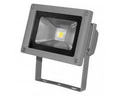 Lumihome Cob Foco Proyector Para Exterior Led S Luz Cálida Y Blanca