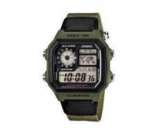 Casio Reloj casio Vintage militar AE-1200WHB-3B