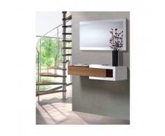 Mueble de recibidor con espejo Noon