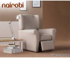 Funda de sofá bielástica Nairobi de HOME