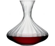 LSA Aurelia garrafa para Vino 63 oz/1.8ltr - Limpiador para decantador y Hecho a Mano en Caja Regalo