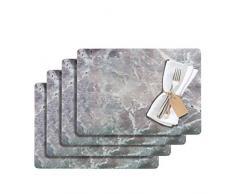 Westmark 01029008550 Marmor - Mantel individual (polietileno)
