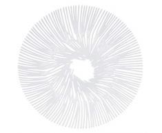 Koziol Anemone Cuenco, Blanco, 32.8 x 32.8 x 4 cm