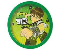 United Labels 199504 Ben 10 - Reloj de pared con diseño de Ben