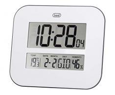 Trevi OM 3520 D Reloj de pared, blanco, 25 x 25 x 4 cm