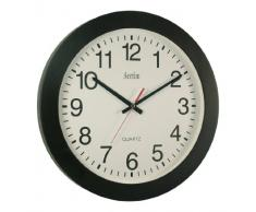 Acctim 93/704B Controller Reloj de pared, color negro