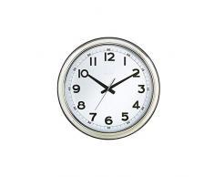 Acctim 93/ 719 Supervisor Reloj de pared, cromado