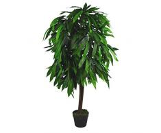 Leaf XL - Planta Artificial de Mango (120 cm)