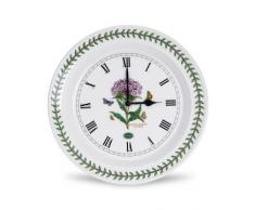 Botanic Garden Portmeirion Reloj de Pared (diseño de William)