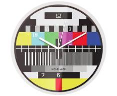 Kikkerland Mire - Reloj de pared (Multi)