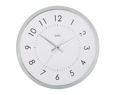 Acctim 21492 Yoko Reloj de pared, color plateado
