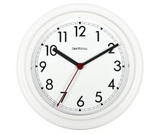 Acctim 21242 Stratford - Reloj de pared, color blanco