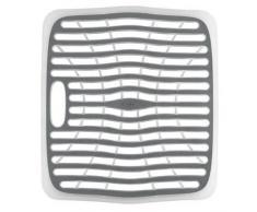 Oxo Good Grips 1308010 cestas y bandejas para el Fregadero (Plata), tamaño