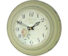 Roger Lascelles - Reloj de pared (hojalata), diseño escandinavo
