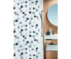 Spirella colección Dido, Cortina de Ducha Textil 180 x 200, 100% Polyester, 180 cm x 200 cm