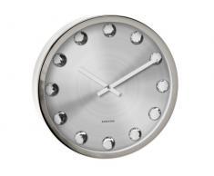 Karlsson Big Diamond - Reloj de pared