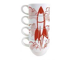 Jamie Oliver cabezales de unión para tazas de café