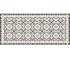 VINILIKO Victorian Alfombra de Vinilo, Multicolor, 66x150