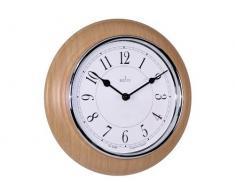 Acctim 24581 Newton Reloj de pared de madera brillante