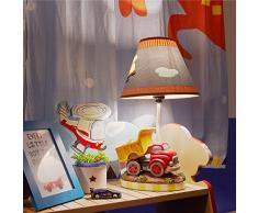 Lámpara infantil para mesita de noche Transportation de FantasyFieldsTD-0035AE