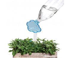YouDoIt PE790 - Cabeza de aspersor, de plástico, diseño nube, color azul claro