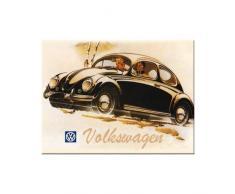 Nostalgic Art imanes para frigorífico con diseño - Volkswagen Beetle