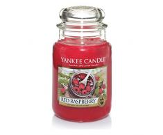 Yankee Candle Vela, Rojo, Grande