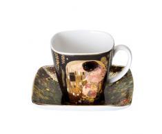 Goebel 66884727 - Taza para espresso, color multicolor
