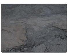 Pimpernel Portmeiron Manteles individuales con reverso de corcho (6 unidades), diseño de pizarra, colores oscuros