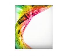 Blindecor W-V-15744 - Estor enrollable translúcido, estampado digital, 150 x 180 cm, multicolor