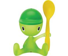 Alessi ASG23 GB - Huevera, color verde