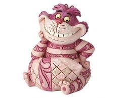 Disney Figura Decorativa del Gato de Cheshire (tamaño Peque&ntilde
