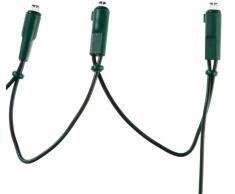 Hellum 563917 - Guirnalda LED pequeña de bajo consumo para interiores (100 piezas) de 17,85 m