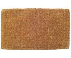 Entryways - Felpudo (fibra de coco, 45 x 75 cm, extragrueso)