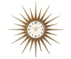 Acctim 21760 Stella Reloj de pared 43 cm, color dorado