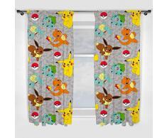 Pokemon Catch (cortina Set