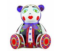 RITZENHOFF 2510013 Teddybank - Hucha de Porcelana, diseño de Oso (matrioska) de St. James
